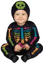 Morris Costumes FW-115321CS Baby Bones Color Ch 6-12M