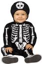 Morris Costumes FW-115321WL Baby Bones Wt Ch 12-24M