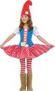 Fun World FW-116111TS Gnome Girl Tdlr Sm 24 Mo-2T
