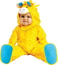 Fun World FW-117071S Giraffe Infant 6-12 Mo