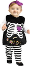 Funworld FW-117231 Skelly Belly Up To 24Mo