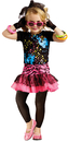 Funworld 122561TL 80'S Pop Party Chld Lg 4-6