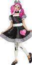 Fun World FW-124072MD Broken Doll Child 8-10