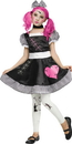 Fun World FW-124072SM Broken Doll Child 4-6