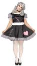 Morris Costumes FW-124075XX Broken Doll Ad Xxl