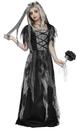 Fun World FW-124452LG Bride Costume Child Large