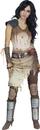 Morris Costumes FW-124644ML Apocalypse Warrior Adult Md Lg