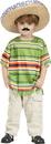 Fun World FW-130121SM Little Amigo Chld Costume 4-6