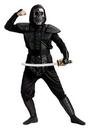 Fun World 130412MD Ninja Master Child Md 8-10