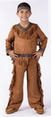 Fun World FW-131022MD American Indian Boy Chld Med