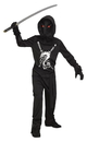Funworld FW-133512SM Fade In/Out Ninja Chld Cstm 4-