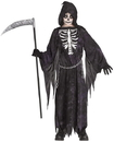 Morris Costumes FW-135212LG Midnight Reaper Child Large