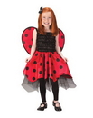 Fun World FW-1573SM Ladybug Child  4 To 6