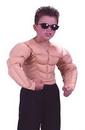 Fun World FW-5852MD Muscle Shirt Child Md 8-10