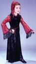Fun World FW-5873MD Gothic Countess Child Md