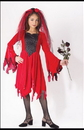 Funworld 5974LG Devil Bride Red Large