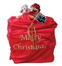Morris Costumes FW-7534 Santa Toy Bag