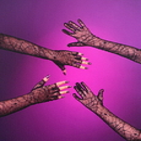 Fun World FW-8109WF Gloves Spiderweb W Fingers