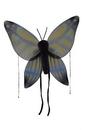 Fun World FW-8111BYW Wings Child Buttrfly Yw Grn