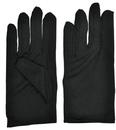Fun World FW-8176BK Gloves Theatrical Child Bk