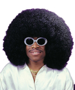 Fun World FW-8568 Wig Super Fro Black