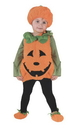 Fun World FW-8669TS Pumpkin Cutie Pie Vest 24 Mos