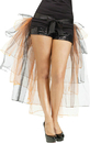 Funworld FW-90131OR Tutu Bustle Skirt Adlt Orange