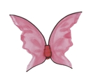 Fun World FW-90456PK Wings Butterfly Pk Hot Color
