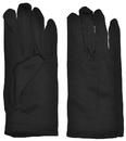 Fun World FW-9072BK Gloves Black