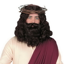 Fun World FW-92088 Jesus Wig With Beard