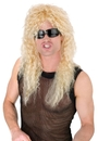 Fun World FW-92227BD Headbanger Wig Blonde