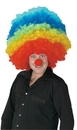 Fun World FW-92340 Clown Mega Wig