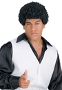 Fun World FW-92541BK Jheri Curl Black Wig