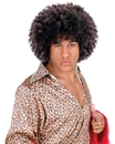 Fun World FW-92544 Disco Fro Brown