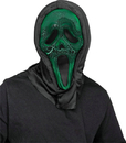 Fun World FW-93302GF Smoldering Ghost Face Mask