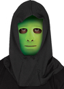 Morris Costumes FW-93327G Blank Face W/Shroud Mask