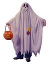 Fun World FW-9705MD Friendly Ghost Child Medium