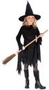 Fun World FW-9721SM Classic Witch Child Sm 4-6