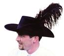 Morris Costumes GA-03SM Cavalier Hat Quality Small