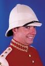 Morris Costumes GA-113 Pith Hat Brit Khaki Quality