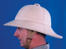 Morris Costumes GA-115 Pith Hat Wolseley Khki Qlty