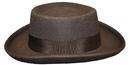 Morris Costumes GA-14BNXL Planter Hat Brown X Large