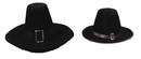 Morris Costumes GA-16SM Puritan Hat Qual Small