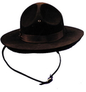 Morris Costumes GA-32XL Campaign Hat X Large