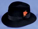 Morris Costumes GA-45SM Blues Hat Small