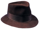 Morris Costumes GA-66SM Adventure Hat Brown Small