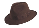 Morris Costumes GA-69MD Indiana Jones Deluxe Hat Med