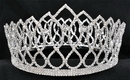 Morris Costumes GB-54 King Crown 4 Inch Adult