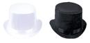 Rasta Impasta 04BKLG Top Hat Trans Silk Black Lg