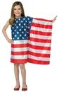 Rasta Imposta GC-1942710 Usa Flag Dress 7-10